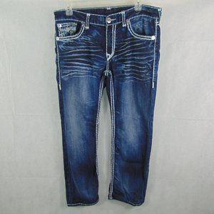 True Religion Straight Jeans Men's size 38